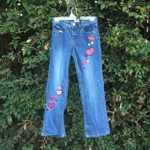 Embroidered Circo Jeans